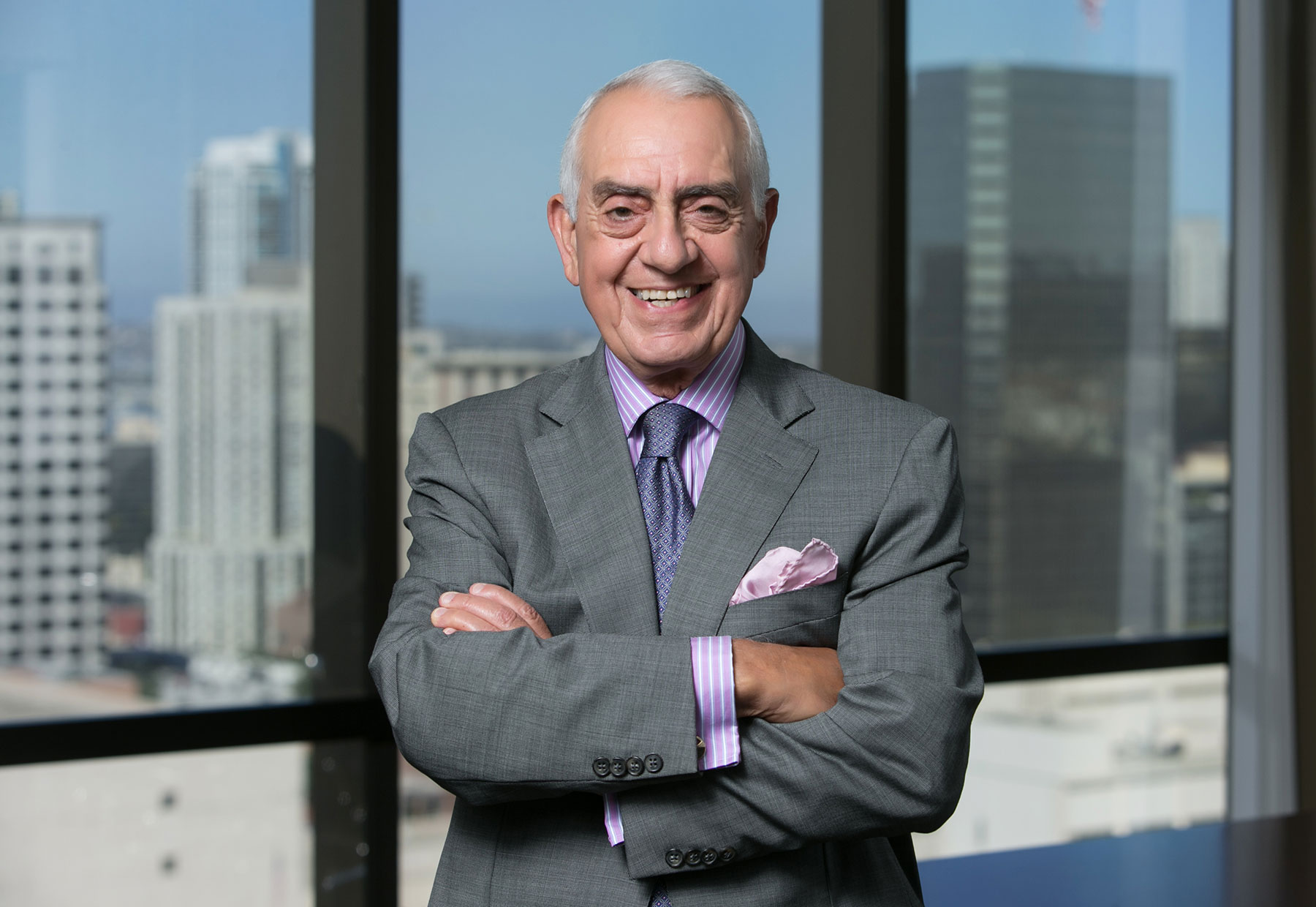 Kenneth L. Khachigian to Be Honored at Armenian American Museum Gala