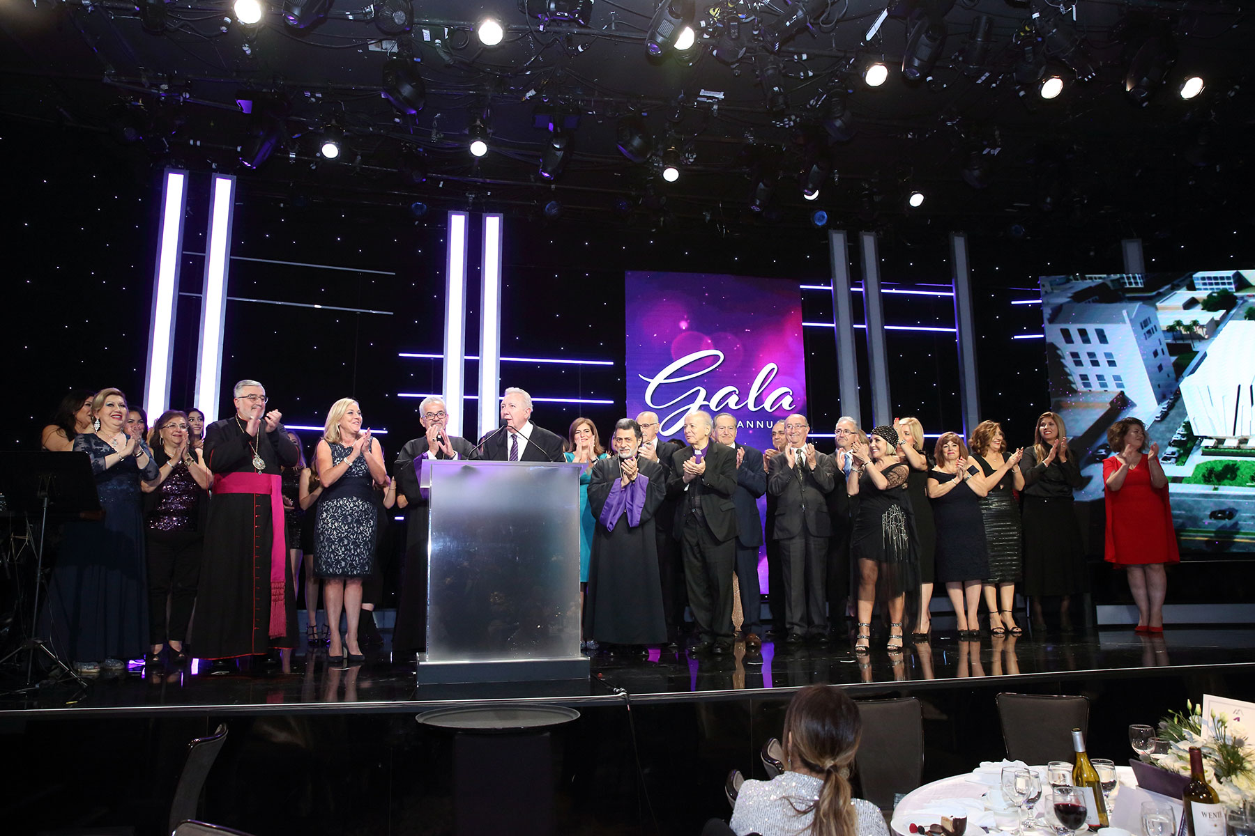 More Than $2.2 Million Raised at 2nd Annual Armenian American Museum Gala