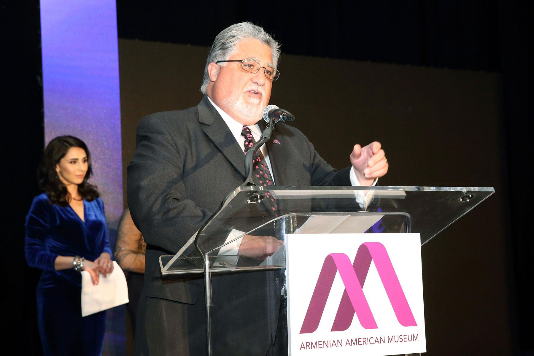 Senator Anthony Portantino Inaugural Gala