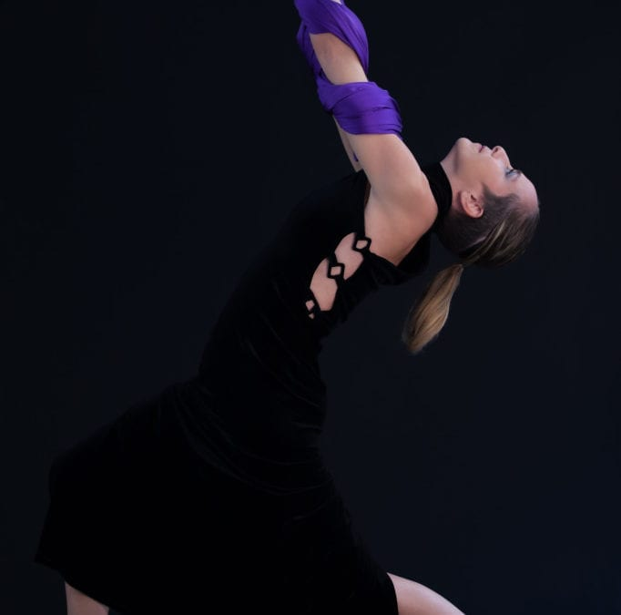 Aerial & TRX: interview with Elena Buscone