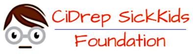 CiDrep SickKids Foundation   Donate