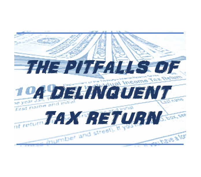 Delinquent Tax Returns? Get Tax Help For Your Late Tax Returns Or Unfiled Tax Returns