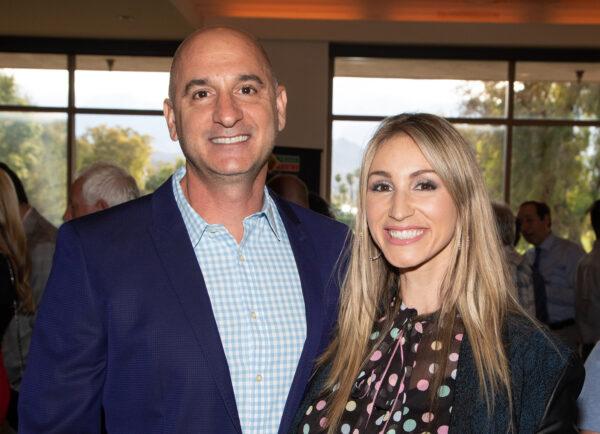 Nino Capobianco and Tiffany Dalton Capobianco