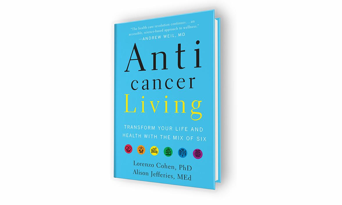 Anti cancer book