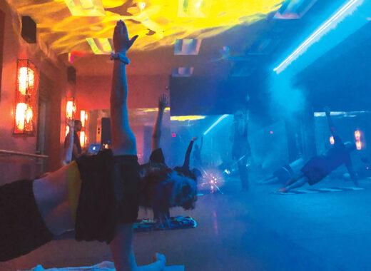 Disco Inferno Pilates