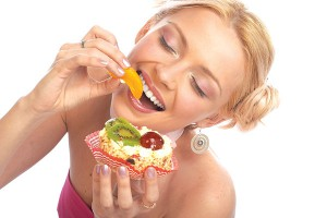 The pace at which you eat sugar greatly affects  tooth health.