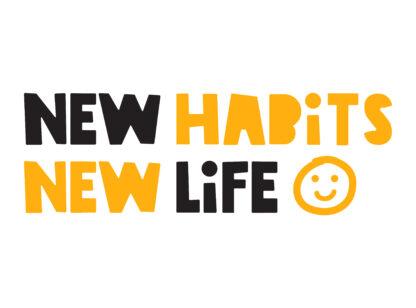 New habits new life
