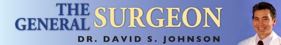 The General Surgeon, Dr. David Johnson