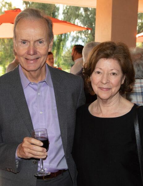 Carol and Joseph Scherger, MD