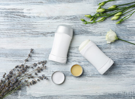 deodorant with natural herbs