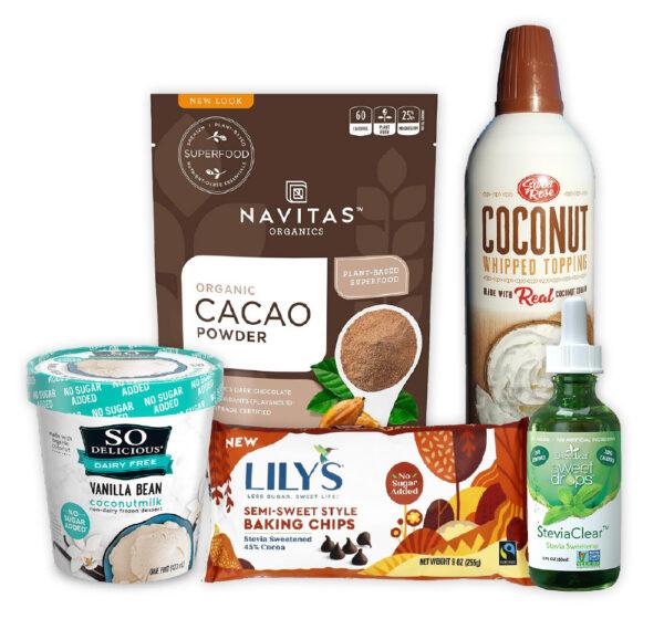 healthier sundae ingredients
