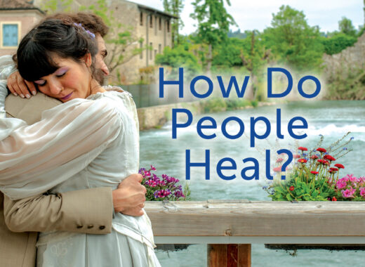 How do people heal?