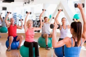 Alternating fitness activities can help ensure success