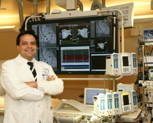 Dr. Bhakta and Desert Regional's Stereotaxis