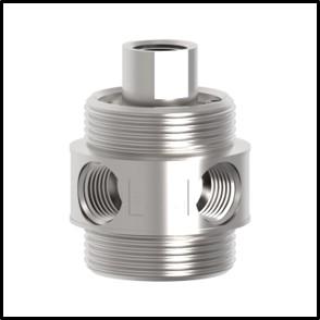 125 A 3 10 20 - 125A Series 1/8 pipe Air Pilot Valves feature the classic Humphrey diaphragm poppet principle.