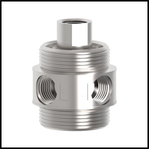 125 A 3 10 20 - 125A Series 1/8 pipe Air Pilot Valves feature the classic Humphrey diaphragm poppet principle.