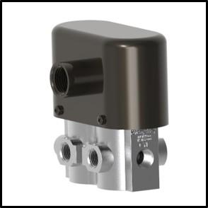 250 4E2 24VDC Classic Diaphragm-Poppet Series