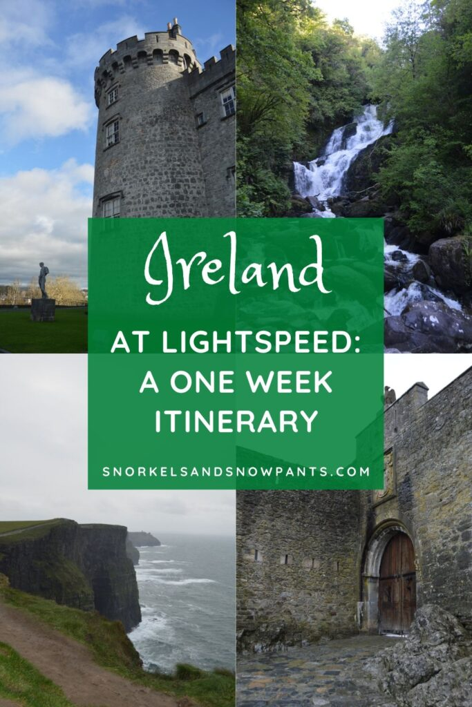 Ireland at Lightspeed