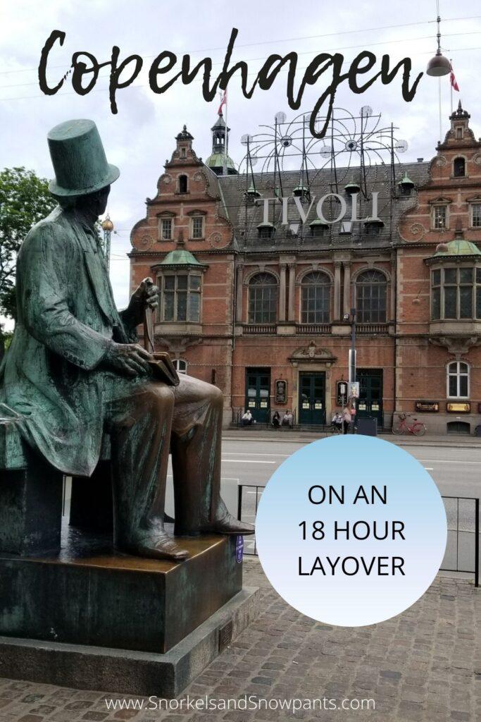 Copenhagen on a Layover