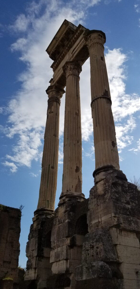 Visiting Ancient Roman Sites, with Practical Tips