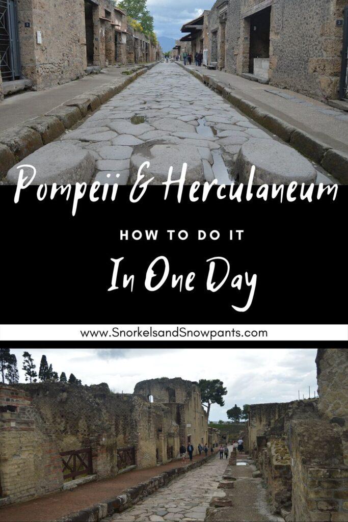Pompeii & Herculaneum (1)