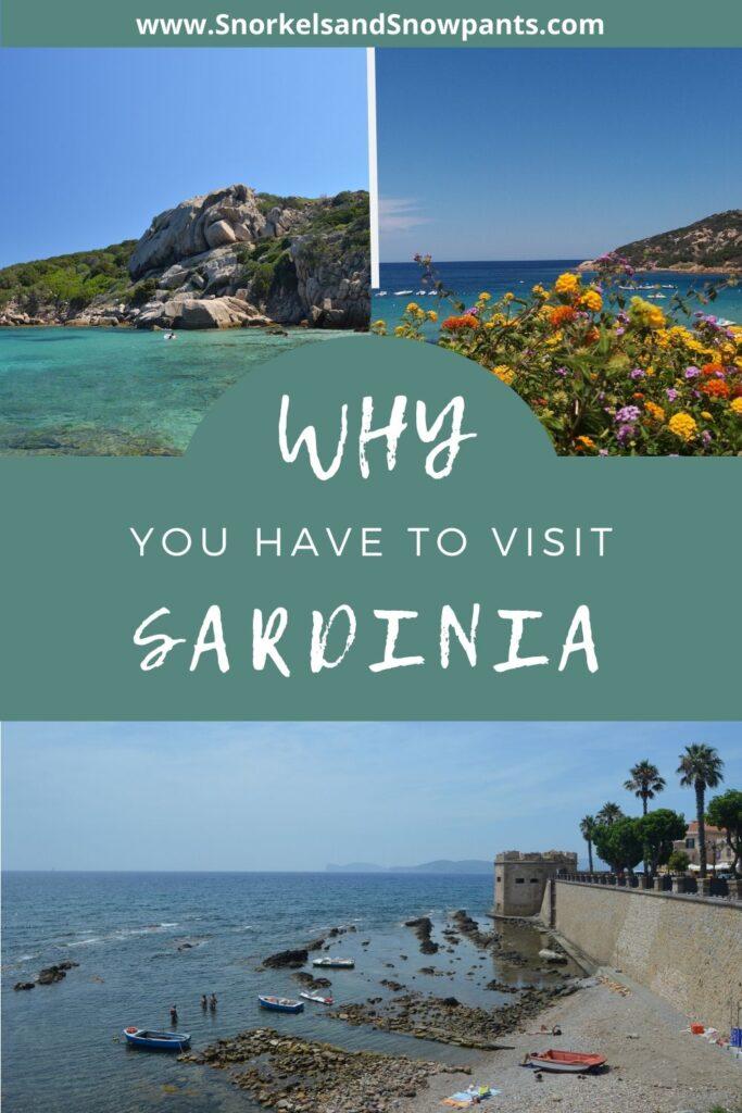 Visit Sardinia Now!