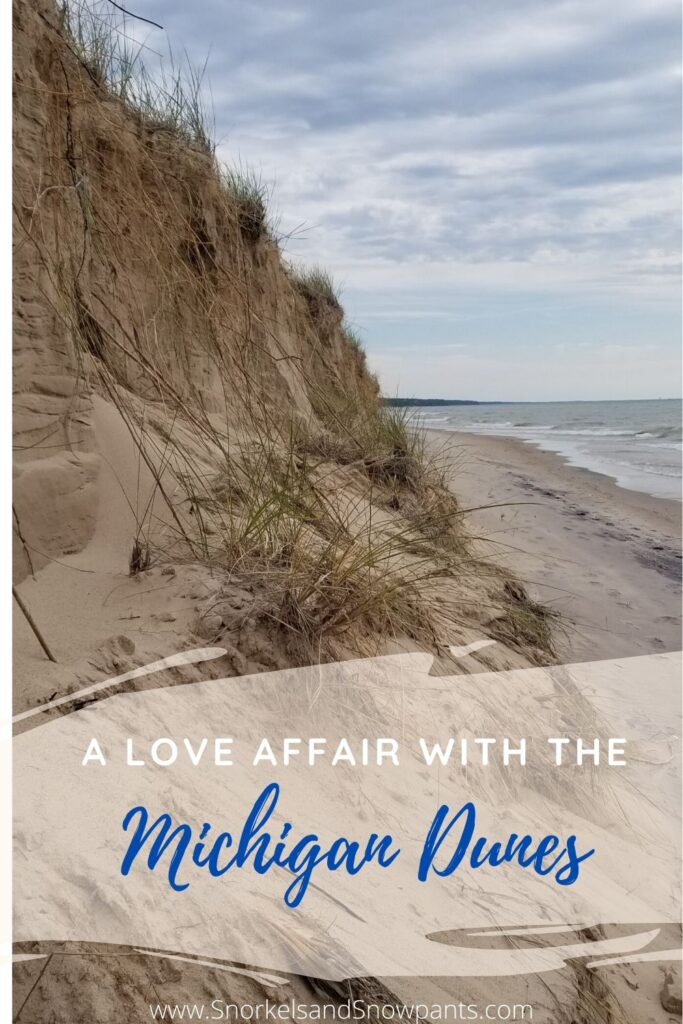 Warren Dunes State Park is a short drive from Chicago, offering an amazing beach and sky high dunes!
