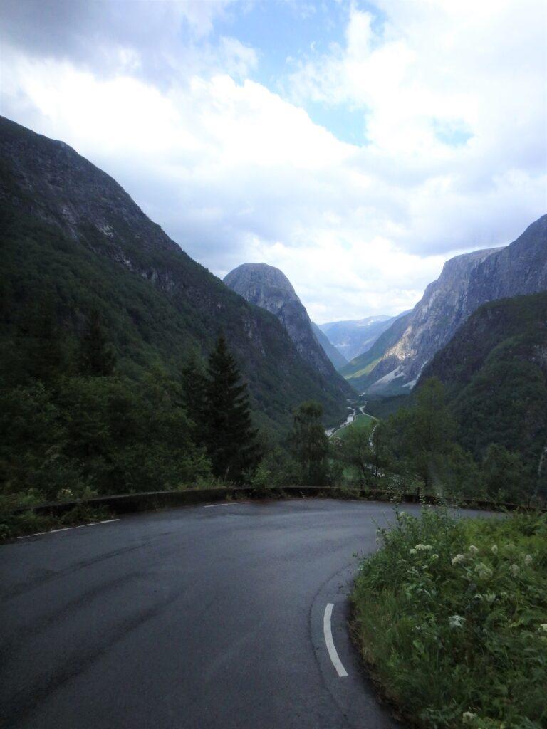 Stalheimskleiva Road