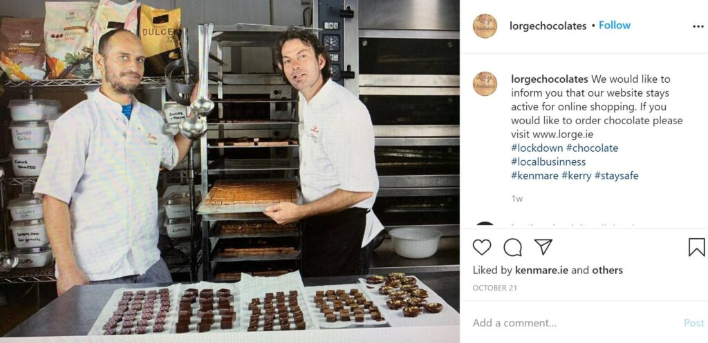 Lorge Chocolates