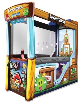 Angry Birds Arcade