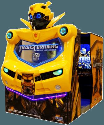 Transformers Human Alliance