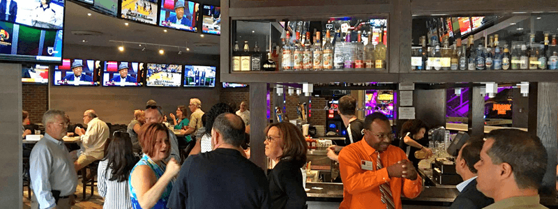 Tri County Ybor Chamber Mixer at GameTime Tampa in Ybor City Centro Ybor