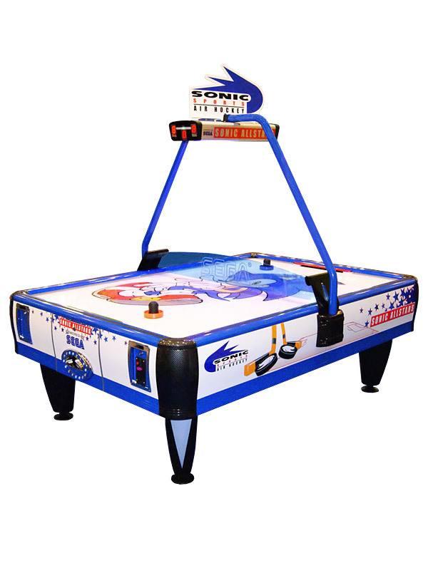 Sonic Air Hockey