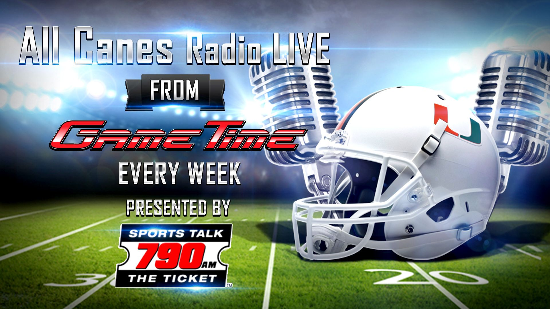 allCanes_Radio_Live_at_GameTime_Miami_every_week