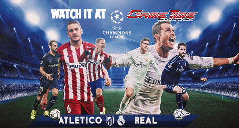 Watch Champions League Final Real Madrid Vs Atletico Madrid At