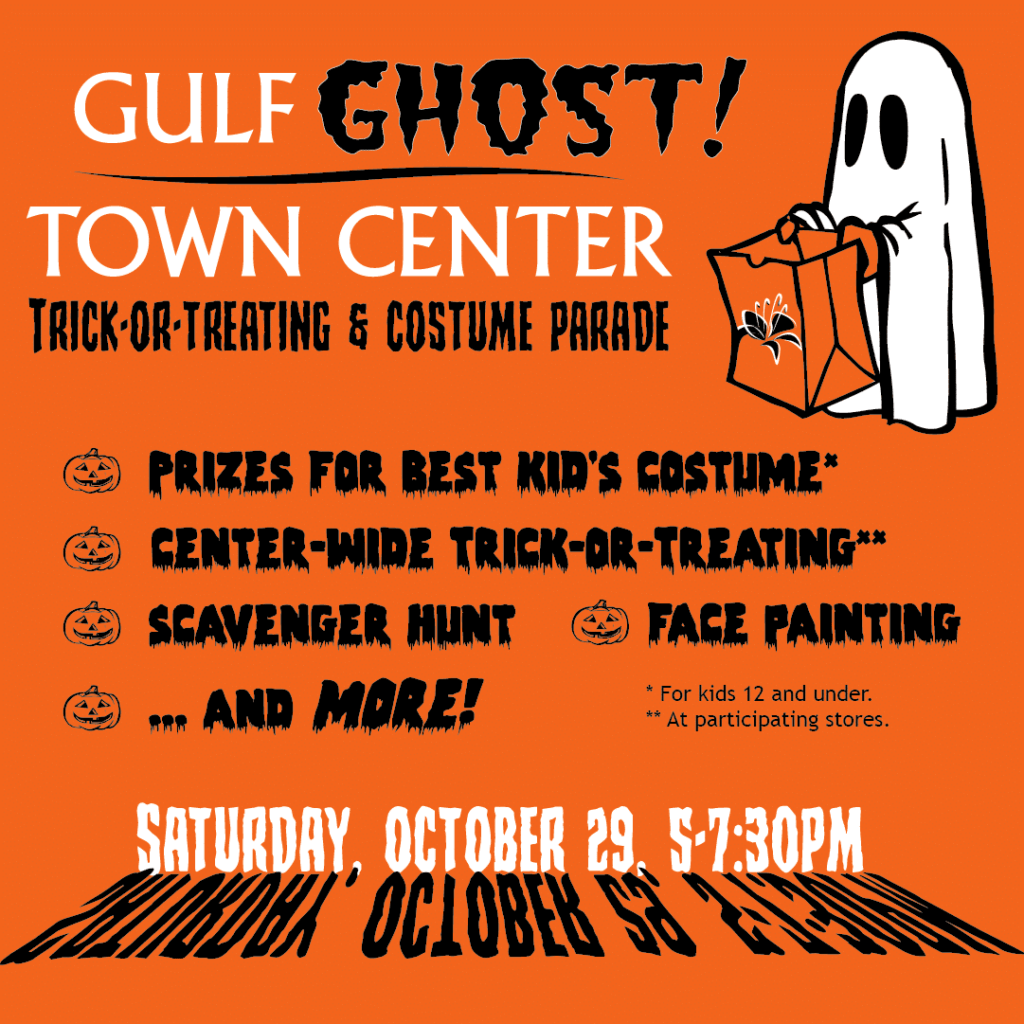 Halloween at Gulf Coast Town Center GCTC