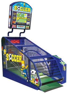 Simpsons Soccer