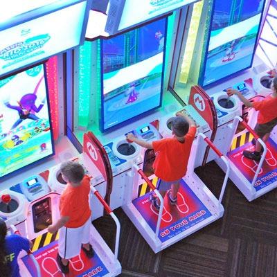 Mario & Sonic Olympic Games