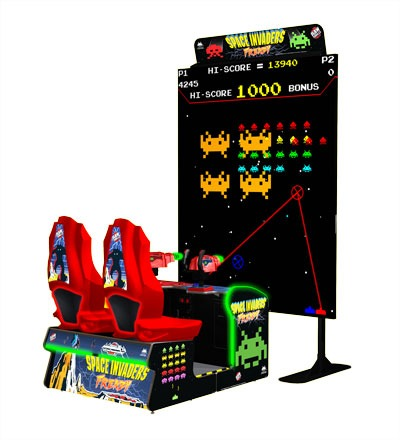 Space Invaders Frenzy