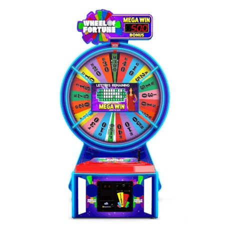 Wheel of Fortune DLX