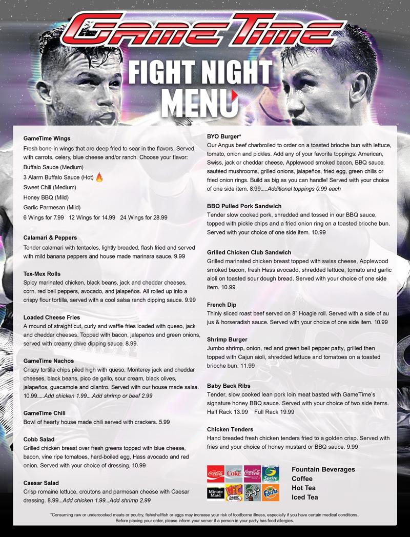 GameTime-Fight-Night-Menu-V1
