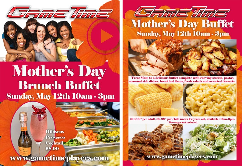 Mothers-Day-Buffet-at-GameTime-2019-Front-back-flyer-WEB