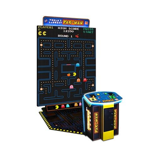 World's Largest Pac-Man