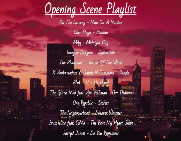Opening Scene Playlist