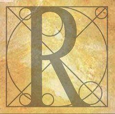 Resurrection Decorative Painting Logo