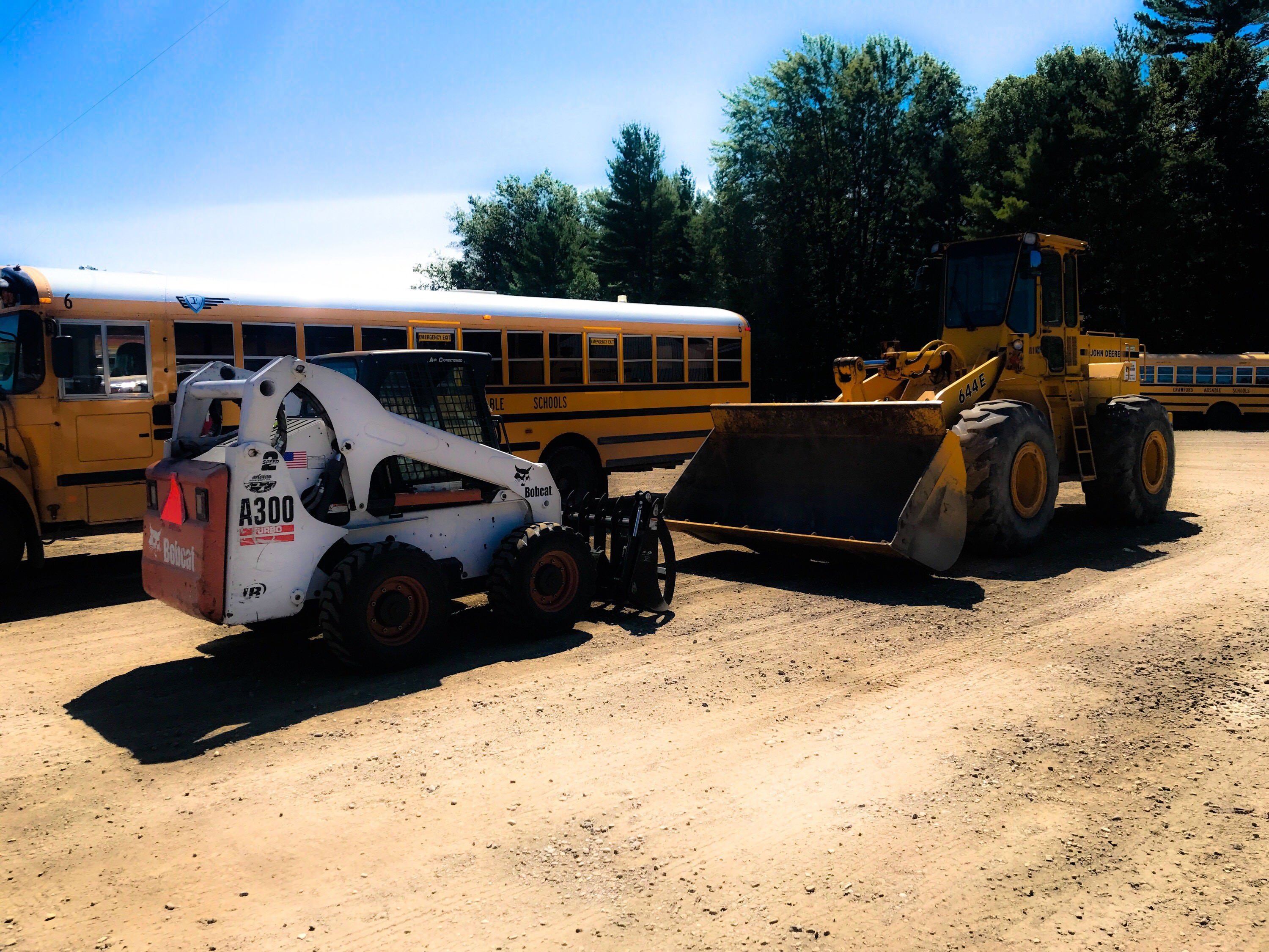 Dozer BUS RV Repair Northern Michigan