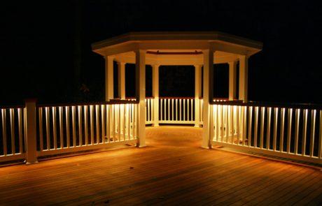 Phoenix Ambience Lighted Railings