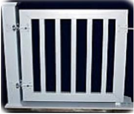 Phoenix PVC Railing Gates