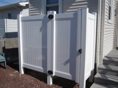 Phoenix Outdoor Shower Enclosures
