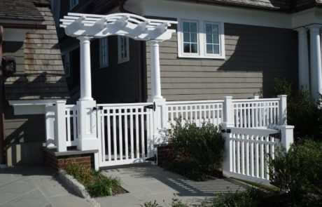 Phoenix Manufacturing Arbor and Fence